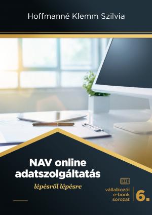 NAV Online adatszolgáltatás ekönyv