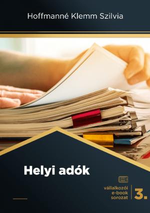 Helyi adók ekönyv